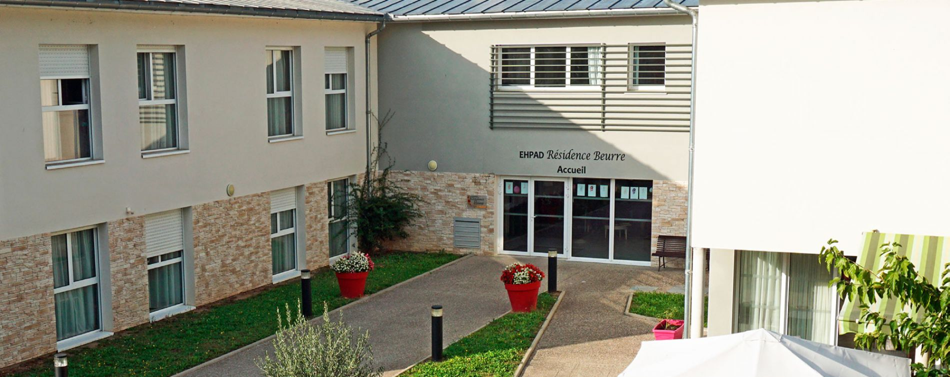 Villeneuve-sur-Lot : programme immobilier neuve « Residence Beurre »