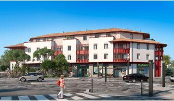 Photo du Résidence « Bel'via » programme immobilier neuf en Loi Pinel à Anglet