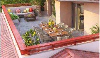 Anglet programme immobilier neuve « Bel'via »  (3)