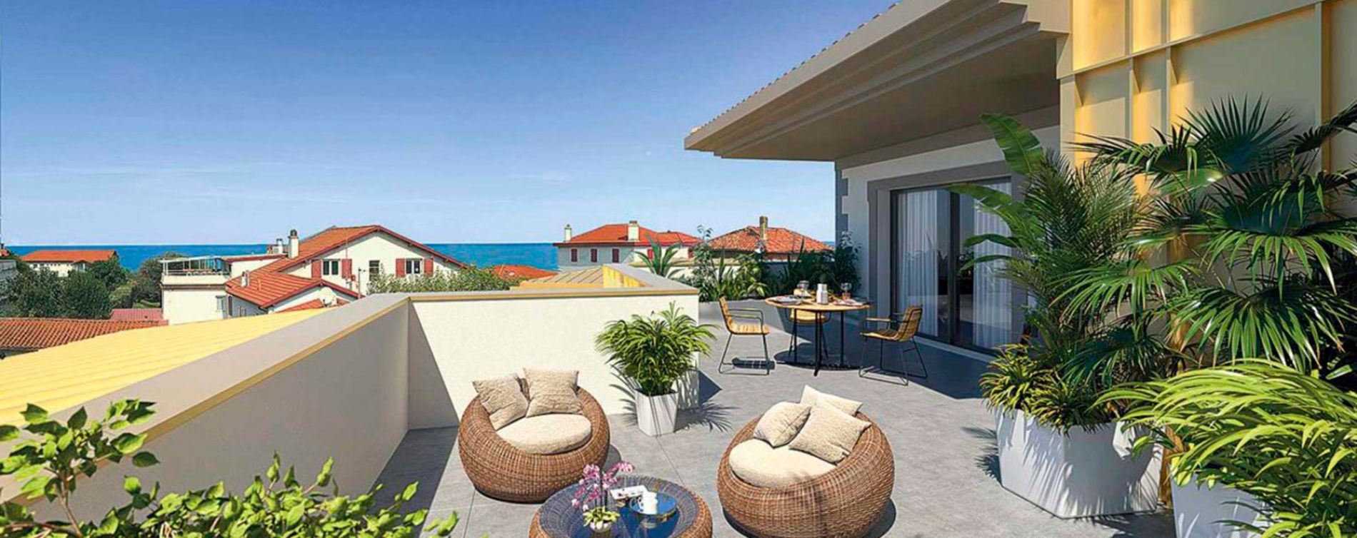 Anglet : programme immobilier neuve « Programme immobilier n°217098 »