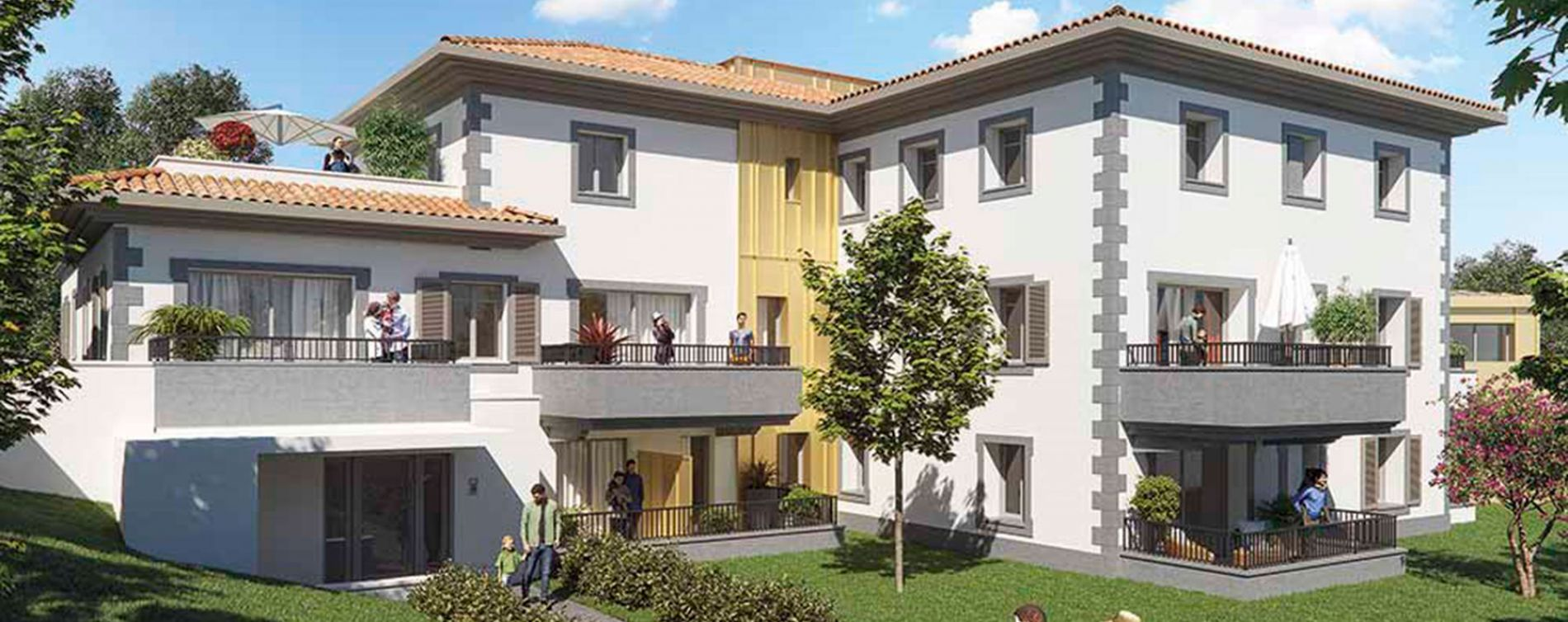 Anglet : programme immobilier neuve « Programme immobilier n°217098 » (2)