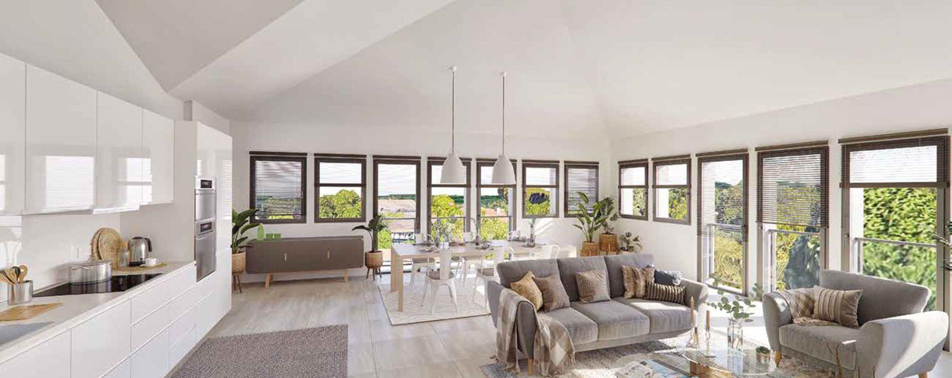 Anglet : programme immobilier neuve « Programme immobilier n°217996 » en Loi Pinel (2)