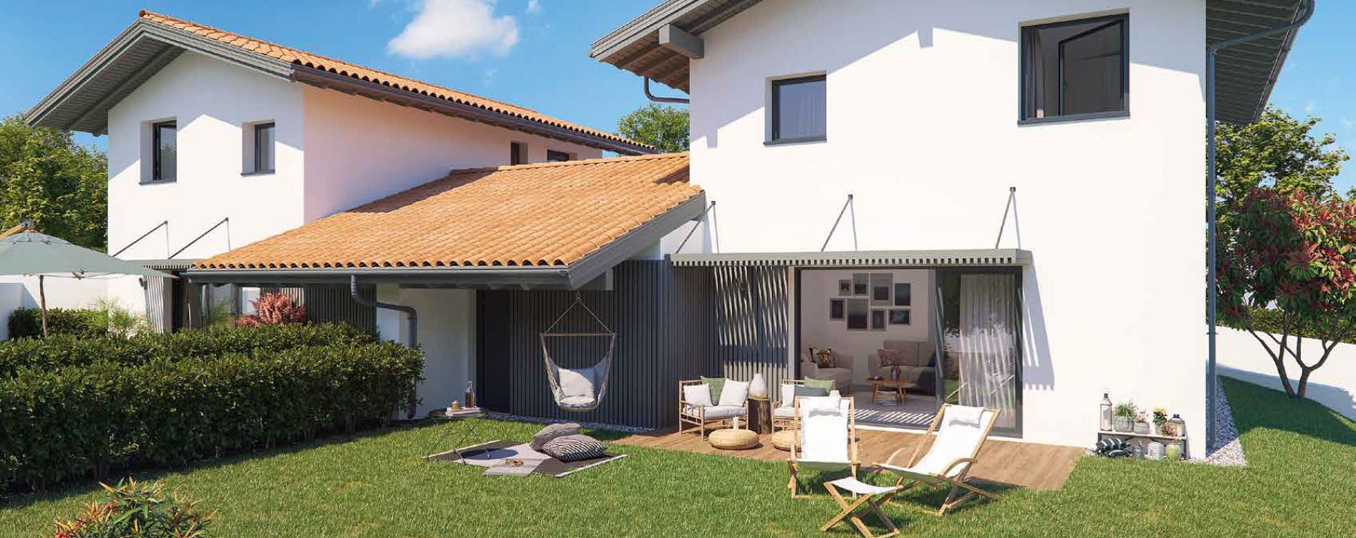 Anglet : programme immobilier neuve « Programme immobilier n°217817 »