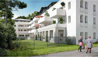Photo du Résidence « Résidence Amatigà » programme immobilier neuf à Anglet