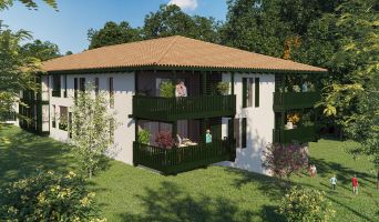 Photo du Résidence «  n°216136 » programme immobilier neuf en Loi Pinel à Bayonne