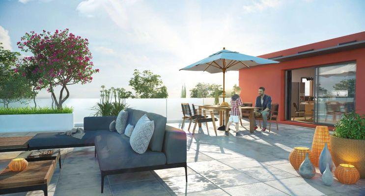 Photo n°2 du Résidence « Etche Beyris » programme immobilier neuf en Loi Pinel à Bayonne