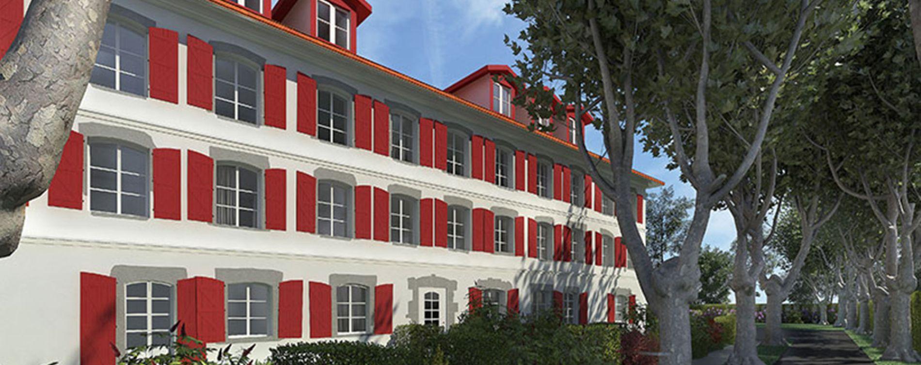 Bayonne : programme immobilier à rénover « Jean d'Amou » en Déficit Foncier