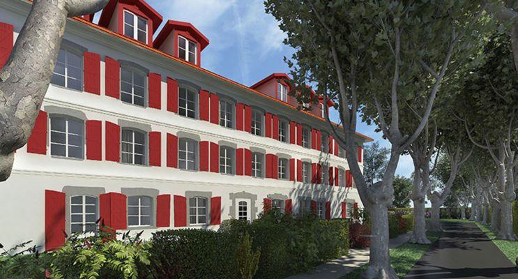 Photo du Résidence « Jean d'Amou » programme immobilier à rénover en Déficit Foncier à Bayonne