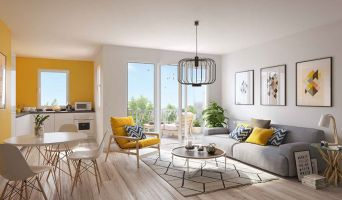 Résidence « Le Clos Andora » programme immobilier neuf en Loi Pinel à Bayonne n°2
