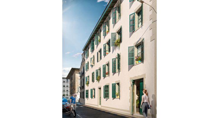 Photo du Résidence « Le Clos Saint André - Malraux » programme immobilier à rénover en Loi Malraux à Bayonne