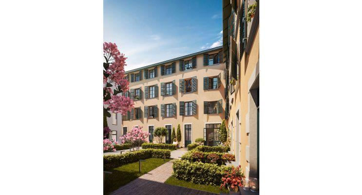 Résidence « Le Clos Saint-André - Pinel » programme immobilier neuf en Loi Pinel à Bayonne n°1