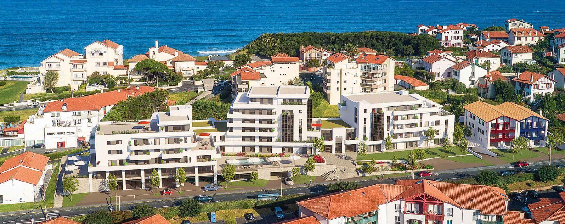 Biarritz : programme immobilier neuve « Programme immobilier n°217099 »