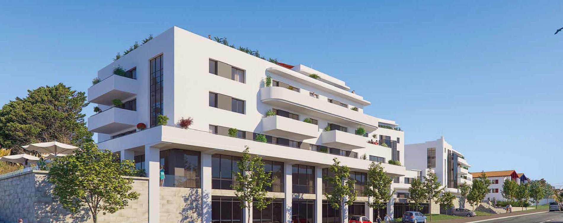Biarritz : programme immobilier neuve « Programme immobilier n°217099 » (2)