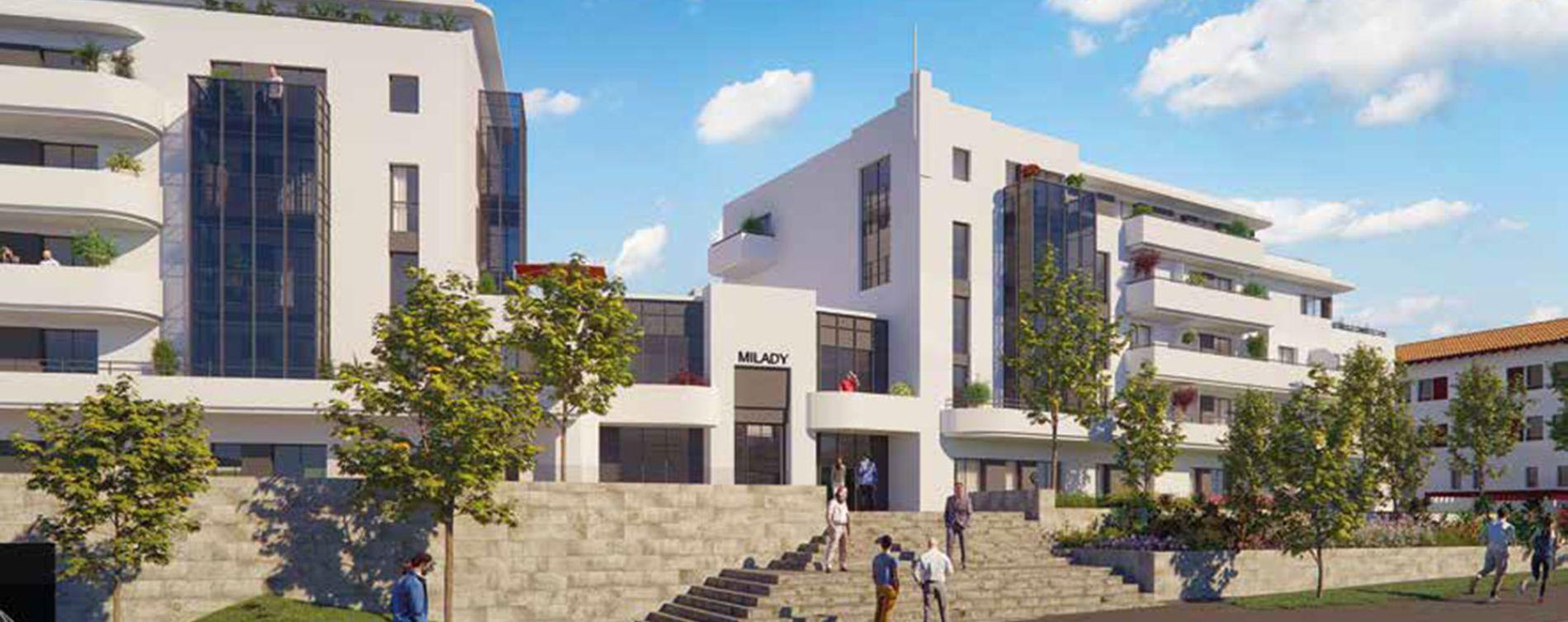 Biarritz : programme immobilier neuve « Programme immobilier n°217099 » (3)