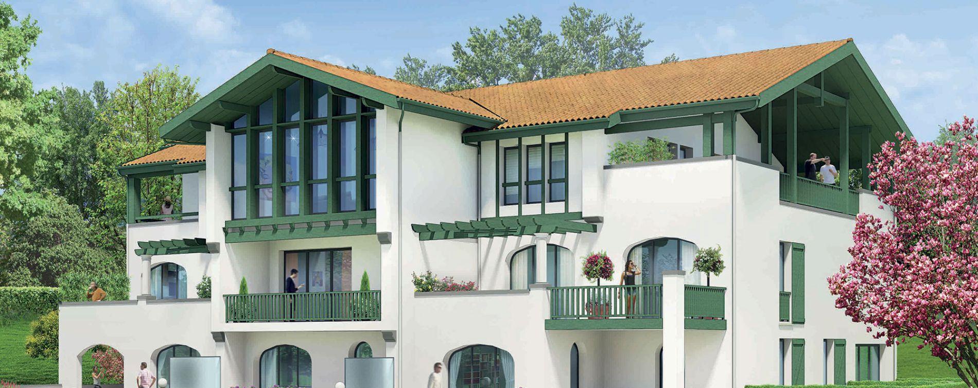 Résidence Villa Grammont à Biarritz