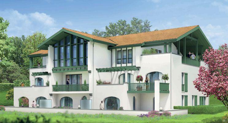 Photo du Résidence « Villa Grammont » programme immobilier neuf en Loi Pinel à Biarritz