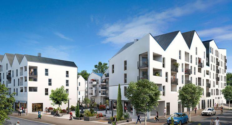 Photo du Résidence « Néocity » programme immobilier neuf à Billère