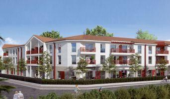 Résidence « Herri Erdian » programme immobilier neuf à Cambo-les-Bains n°1
