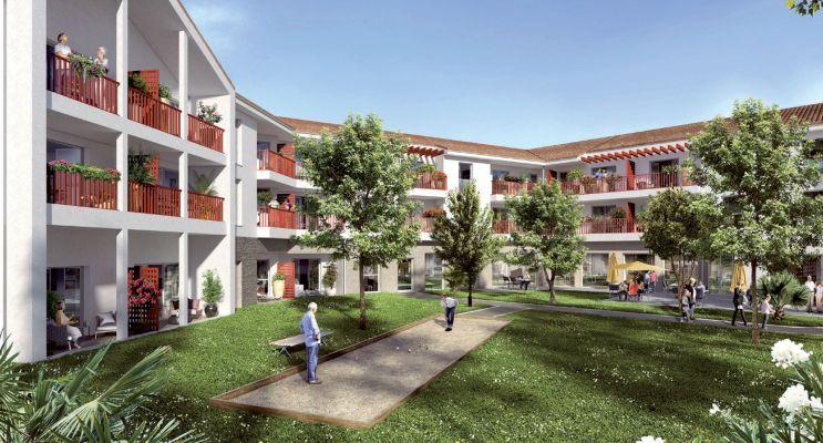Résidence « Herri Erdian » programme immobilier neuf à Cambo-les-Bains n°2