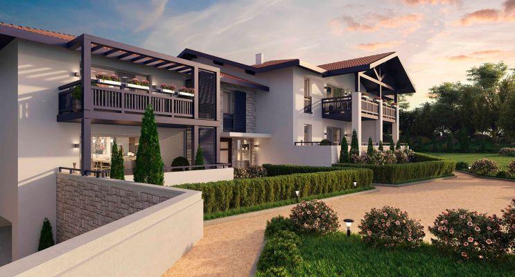 Photo du Résidence «  n°217206 » programme immobilier neuf en Loi Pinel à Guéthary
