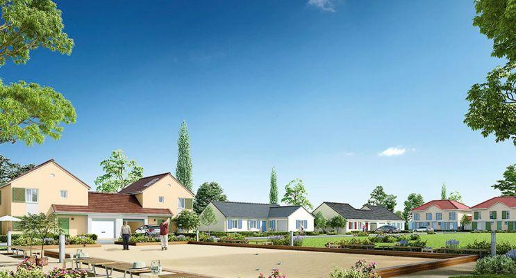 Photo du Résidence « Le Domaine de Montardon » programme immobilier neuf à Montardon