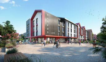 Photo du Résidence « Campus Lavie » programme immobilier neuf à Pau