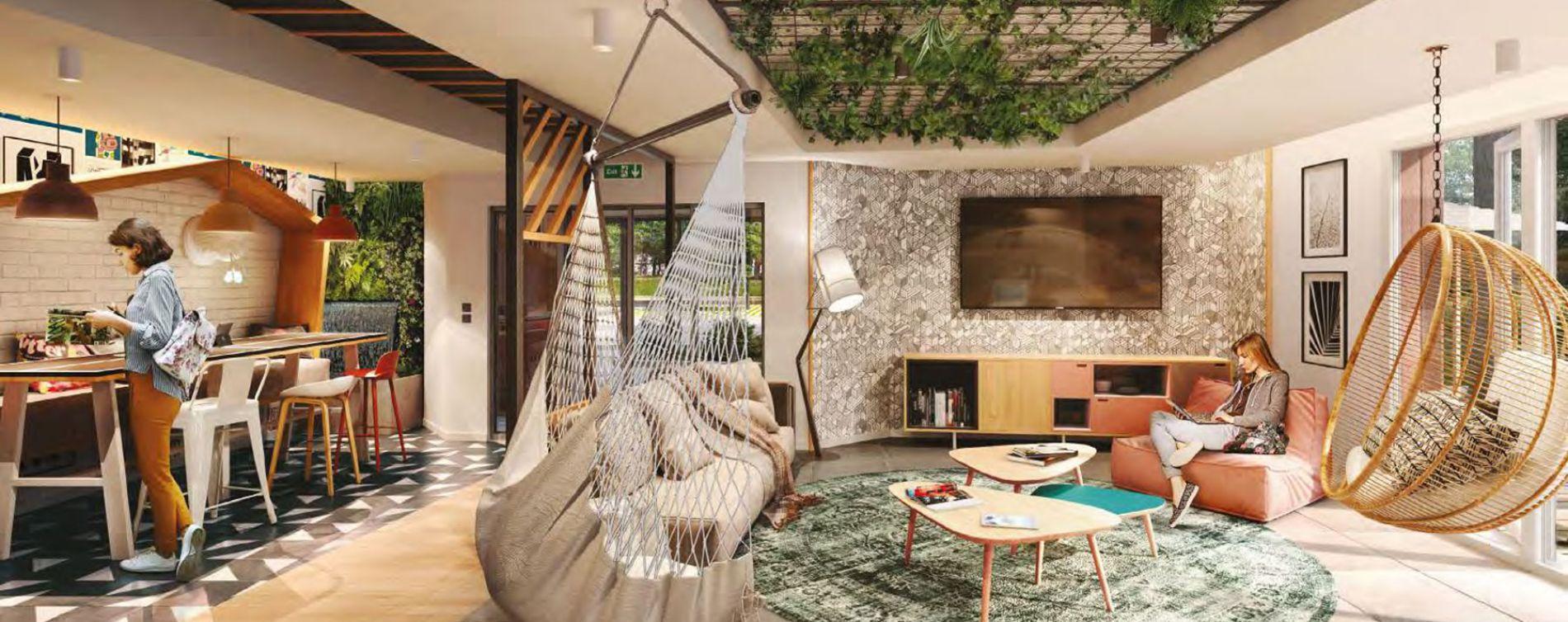 Résidence Canopy à Pau