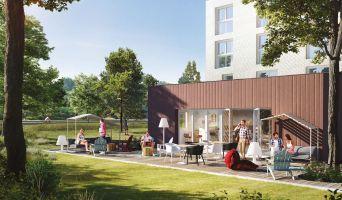 Pau : programme immobilier neuf « Canopy »