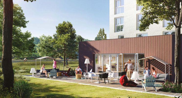 Photo du Résidence « Canopy » programme immobilier neuf à Pau