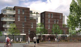Pau : programme immobilier neuf « Le Fokus »