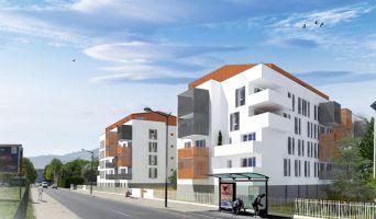 Photo du Résidence « Orea Park » programme immobilier neuf à Pau