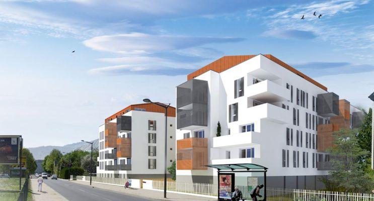 Résidence « Orea Park » programme immobilier neuf à Pau n°1