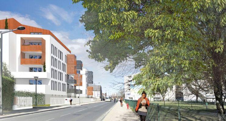 Résidence « Orea Park » programme immobilier neuf à Pau n°2