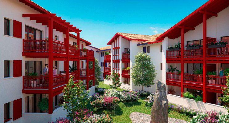 Photo du Résidence «  n°217816 » programme immobilier neuf à Saint-Jean-de-Luz