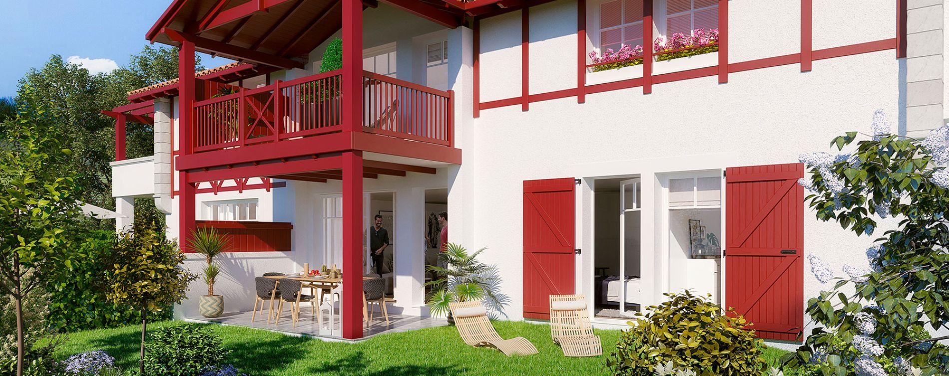 Résidence Villa Ama à Saint-Jean-de-Luz
