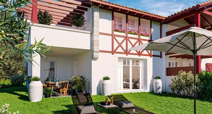 Photo du Résidence « Villa Ama » programme immobilier neuf en Loi Pinel à Saint-Jean-de-Luz