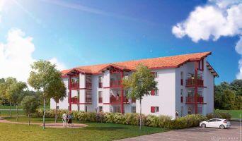 Photo du Résidence « Iturria » programme immobilier neuf à Saint-Palais