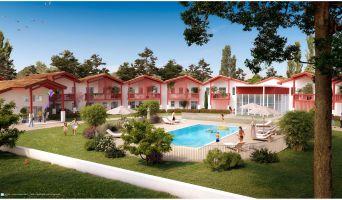 Photo du Résidence « Le Domaine d'Uhaina » programme immobilier neuf à Urrugne