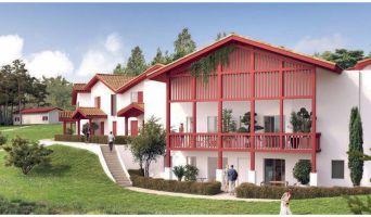 Résidence « Le Domaine D'Uhaina » programme immobilier neuf à Urrugne n°3