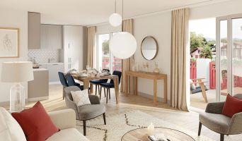 Urrugne programme immobilier neuve « Xori Kanta » en Loi Pinel  (2)