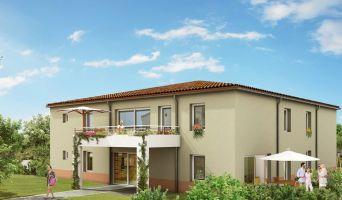 Photo du Résidence « Le Clos des Amandiers » programme immobilier neuf à Buxerolles