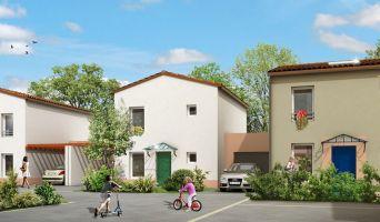Buxerolles programme immobilier neuve « Le Clos des Amandiers »  (2)