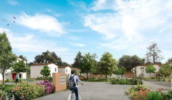 Buxerolles programme immobilier neuve « Le Clos des Amandiers »  (3)