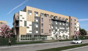 Photo du Résidence « Convergence & Aparté » programme immobilier neuf à Poitiers