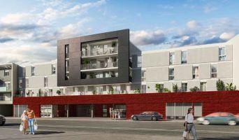Poitiers programme immobilier neuf « EKO'Campus »