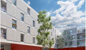 Poitiers programme immobilier neuve « EKO'Campus »  (2)