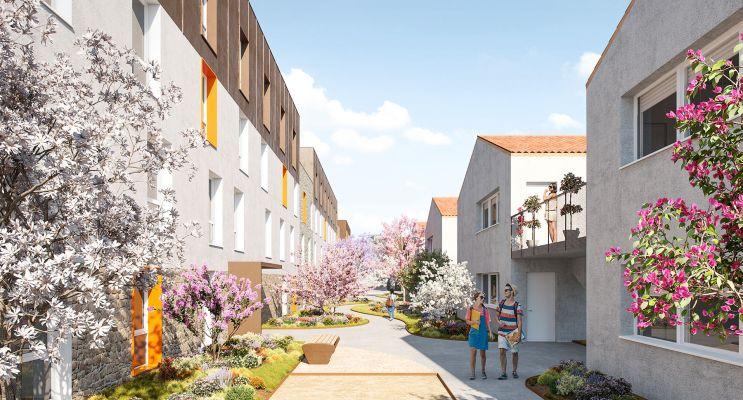 Photo du Résidence « Imag'Inn » programme immobilier neuf à Poitiers