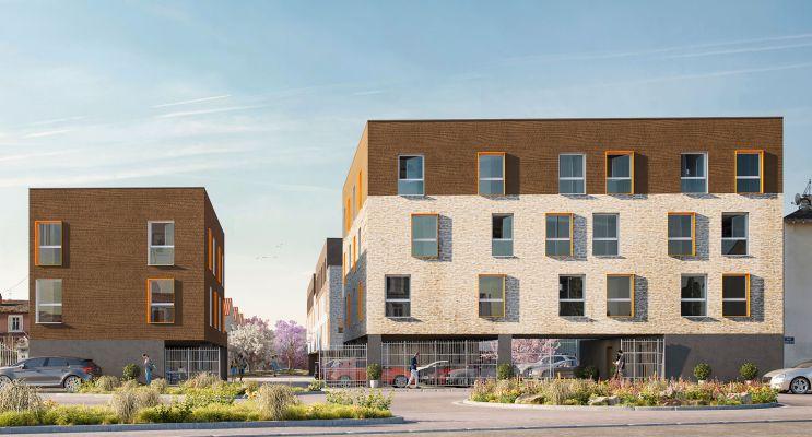Résidence « Imag'Inn » programme immobilier neuf à Poitiers n°2