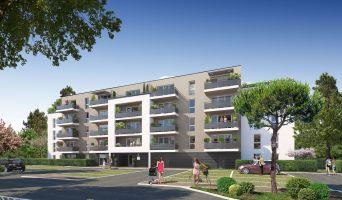 Poitiers : programme immobilier neuf « Jardins du Golf I » en Loi Pinel