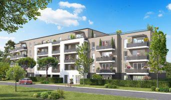 Poitiers programme immobilier neuf « Jardins du Golf II » en Loi Pinel
